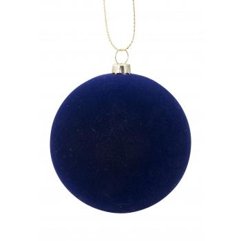 Kuusemuna Samet 8cm sinine