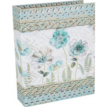 Raamat-karp Lilled 30x24x8cm