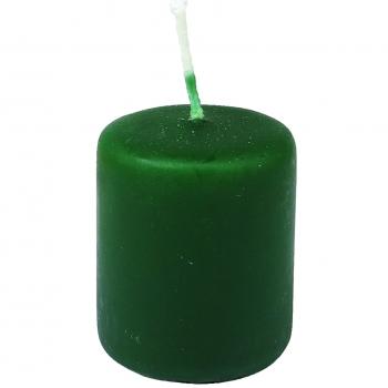 Lauaküünal Ø40x50mm 6h roheline