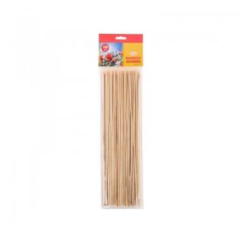 Bambustikud 30cm/100tk