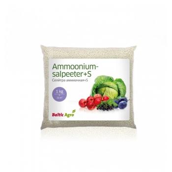 Ammooniumsalpeeter +S 1kg