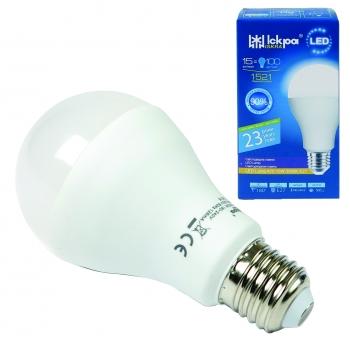 LED lamp Iskra 15W E27 1521lm matt