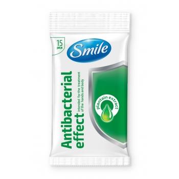Niisked salvrätikud Smile 15tk antikbakt