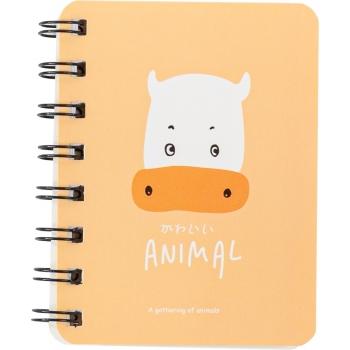 Märkmik Animal 10.5x8cm