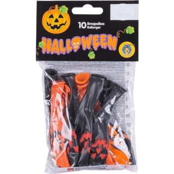 Õhupallid Halloween 10tk