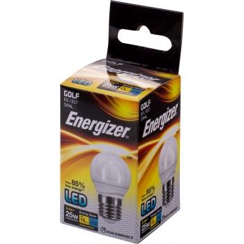 LED lamp Energ.3,4W 827 E27 250lm dekor
