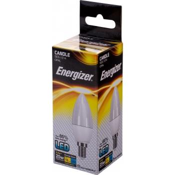 LED lamp Energ.3,4W 827 E14 250lm küünal