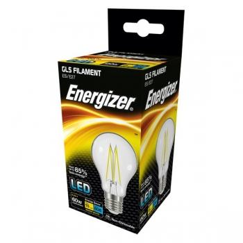 LED lamp Energiz 6,2W 827 E27 806lm