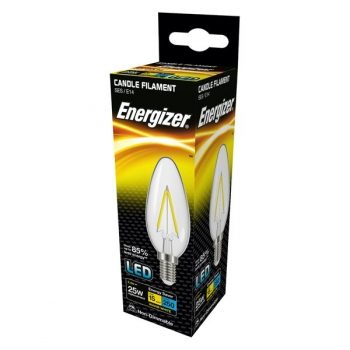 LED lamp Energ.2,4W E14 250lm küünal