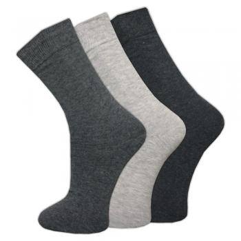 Sokid meeste 3 paari 39/42
