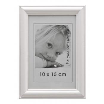 Pildiraam Line 10x15cm valge