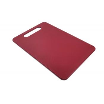 Lõikelaud Michelino 25x15cm plast punane