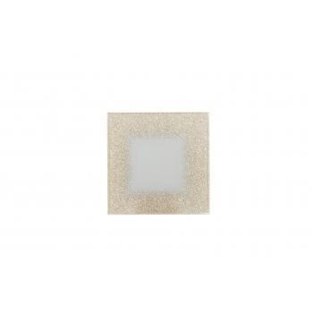 Küünlaalus Peegel 10cm kuldne