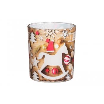 Lõhnaküünal Polar 25h jõulukoogi lõhn