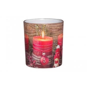 Lõhnaküünal Polar 25h jõulumarja lõhn