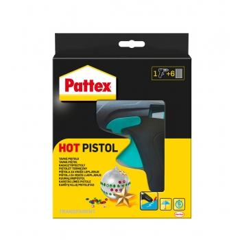 Kuumaliimipüstol Pattex+6 liimipulka11mm