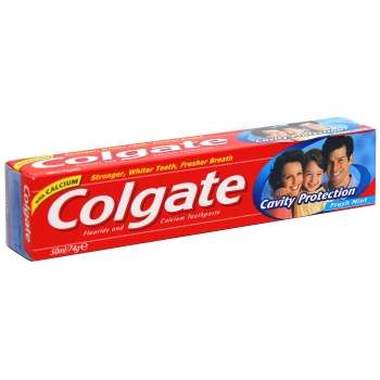Hambapasta Colgate Cavity Protection50ml