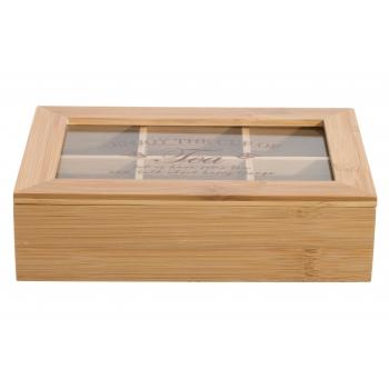 Teekarp Woody 4Living puidust