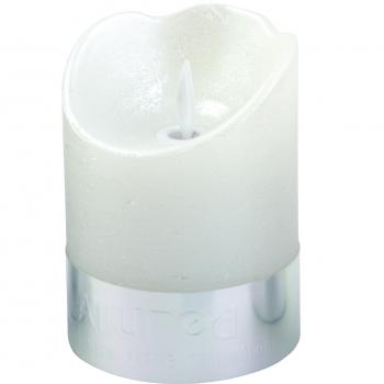 Küünal LED 7,5x10cm taimeriga