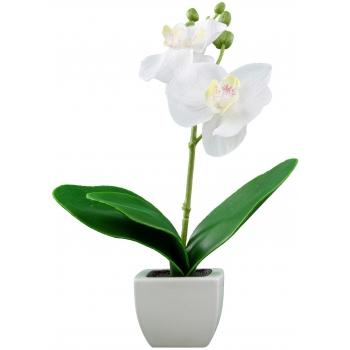 Kunstlill Orhidee 5x22,5cm potis