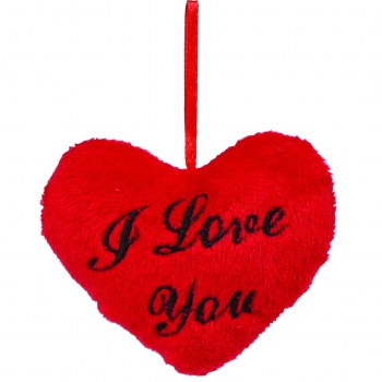 Dekoratsioon Süda 10cm I Love You