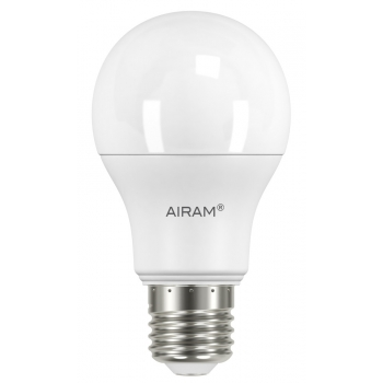 LED lamp Airam 2tk 9,5W E27 A60 860lm