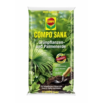 Compo rohelise taime/palmimuld 5L