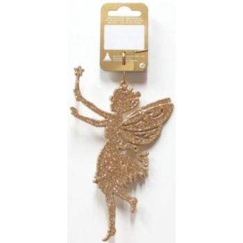 Kuuseehe Ingel 14cm kuld