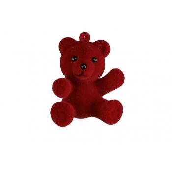 Kuuseehe Karu 7cm punane