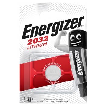Patarei Energizer CR2032