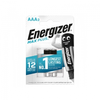 Patarei Energizer Plus AAA (LR03) 2tk