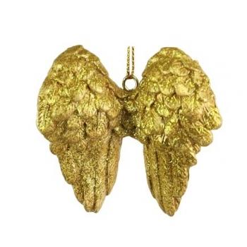 Kuuseehe Inglitiivad 6cm kuldne