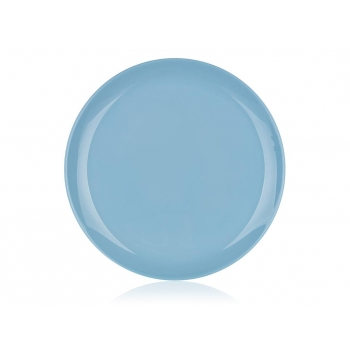 Praetaldrik 25cm klaasist sinine