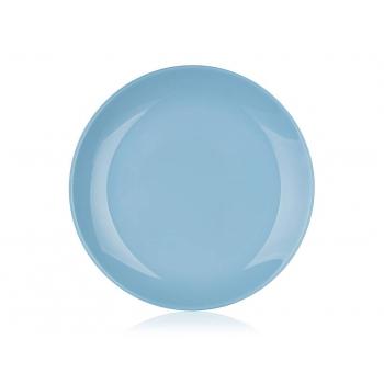 Desserttaldrik 19cm klaasist sinine