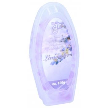 Õhuvärskendaja geelpallid Lavendel 120g