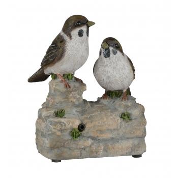 Aiakuju Laulev lind sensoriga