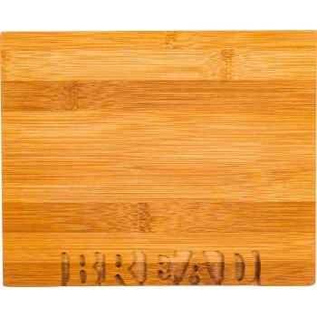Lõikelaud 22x18cm bambus