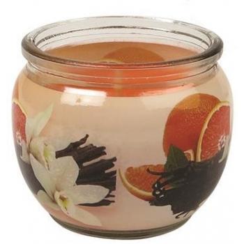 Lõhnaküünal Vanilla Orange 20-22h