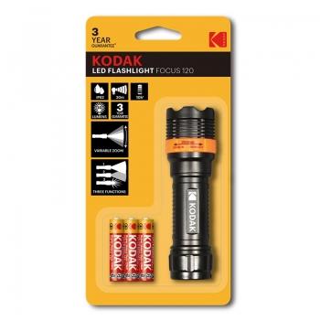 Taskulamp Kodak LED Focus 1000mW must