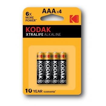Patarei Kodak Xtralife AAA/4tk