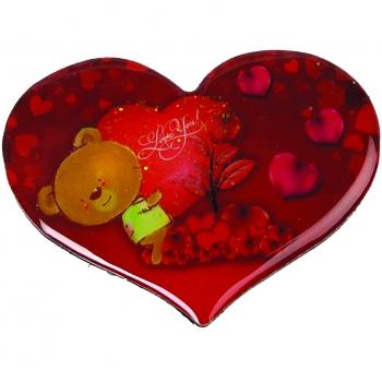 Magnet Karud südamekujuline valik