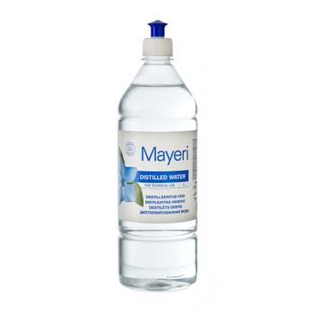 Mayeri destilleeritud vesi 1L