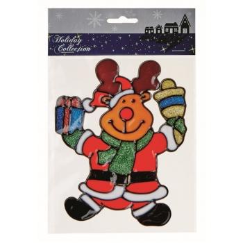 Aknakleebis Jõulud 18cm