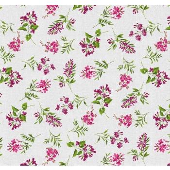 Vakstu 140cm Väikesed roosad  lilled