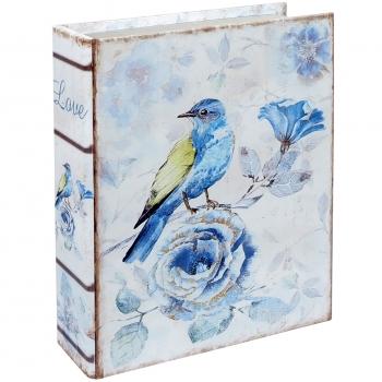 Raamat-karp Linnuke 30x24x18cm