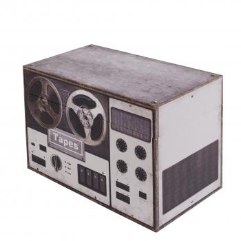 Hoiukast Retro magnetofon 24x14x15cm
