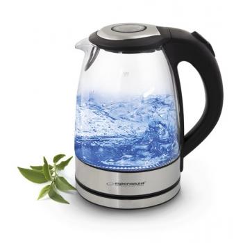 Veekeetja Esperanza 1,7L/2200W klaasist