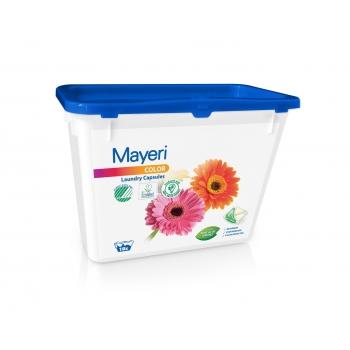 Pesugeelikapslid Mayeri Color 18tk