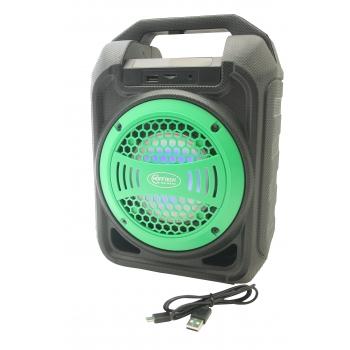Kõlar/raadio Bluetooth + USB laetav