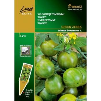 Lucia Tomat Green Zebra 0,2g